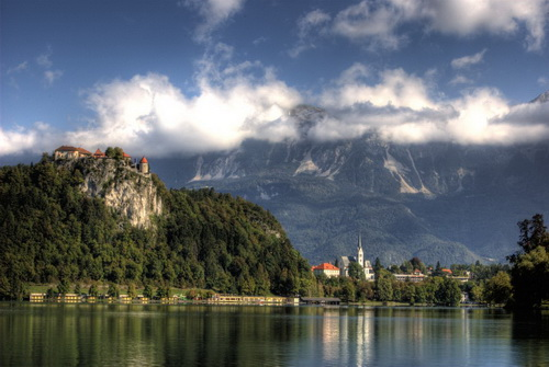 Lake Bled and Surroundings